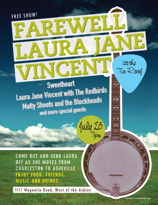 Farewell Laura Jane Vincent