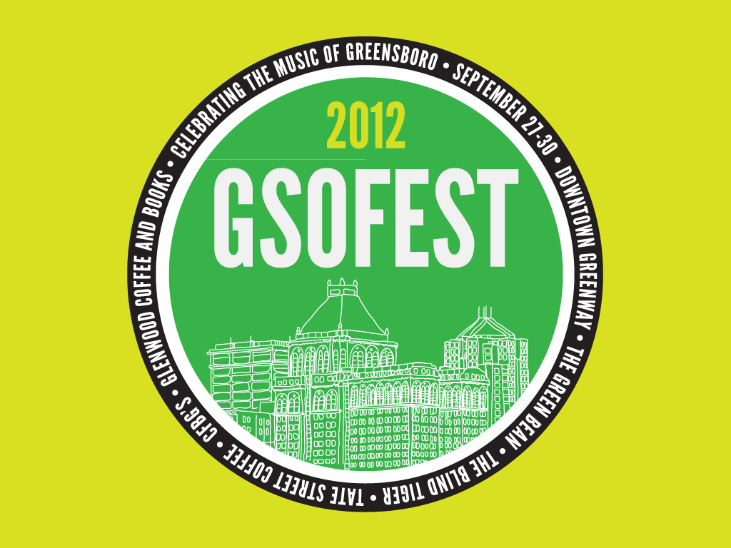 Greensborofest 2012