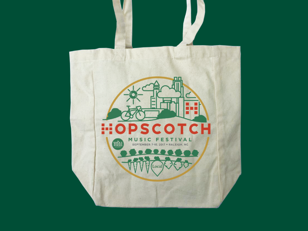 HopscotchTote Clipped