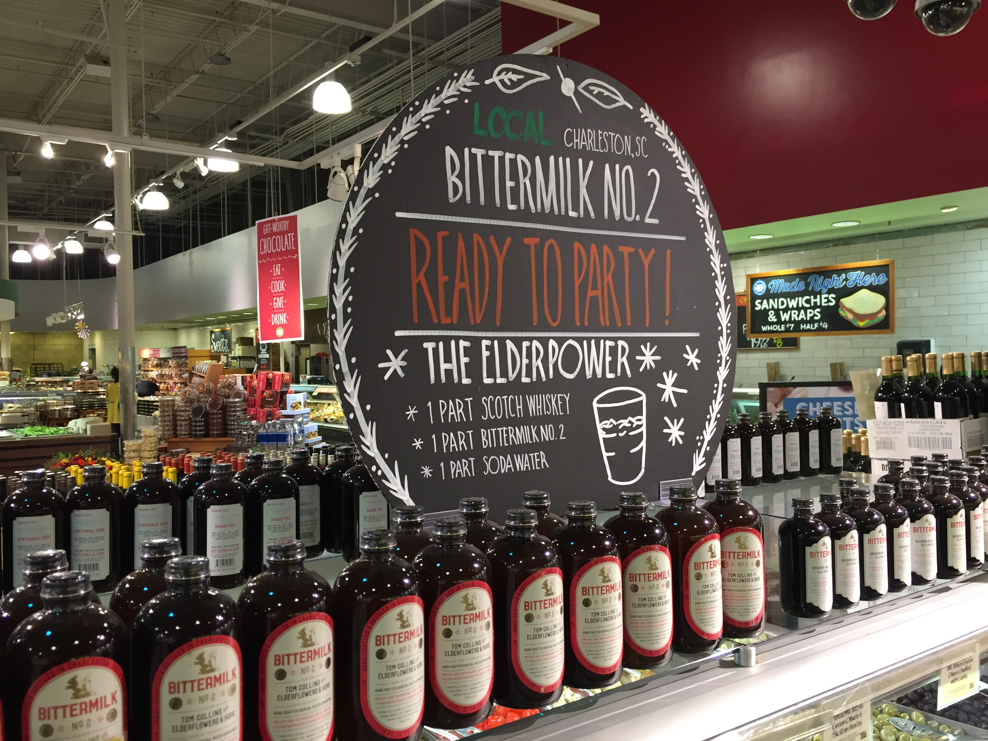 Bittermilk Holiday Mixer Set