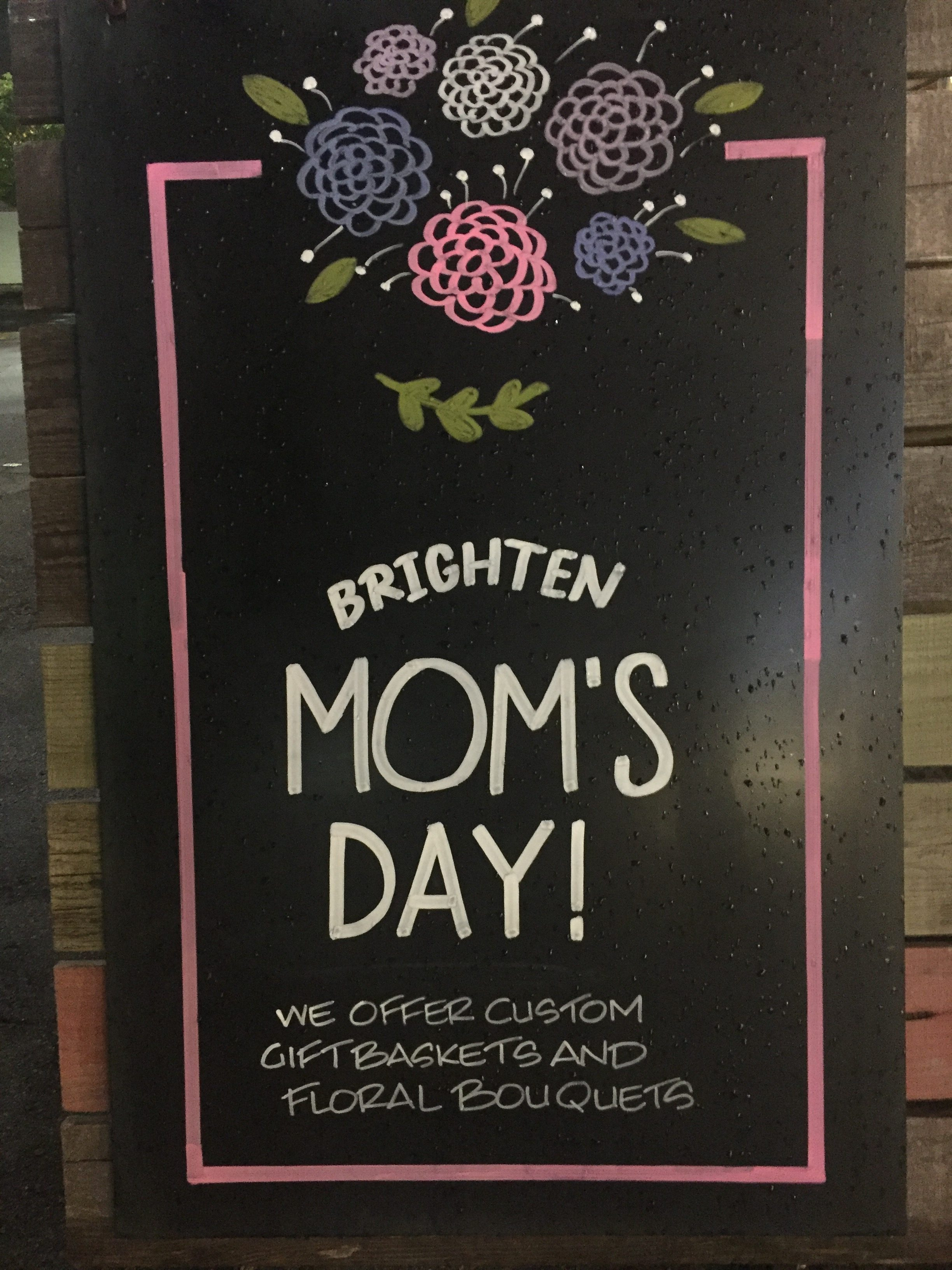 Mother's Day A-Frame