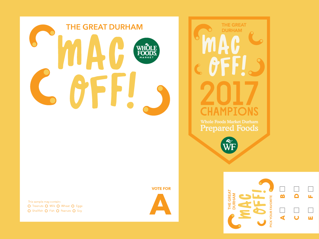The Great Durham Mac Off